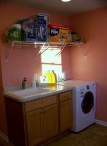 Mason Laundry Room Addition After