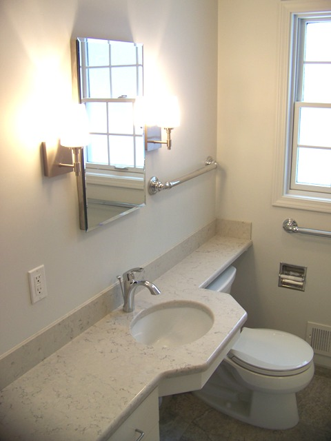 Photo gallery all phase remodeling for Bathroom remodeling lansing mi