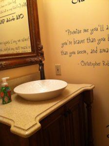 Okemos Bathroom Remodel