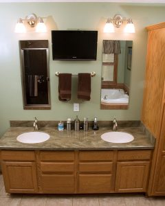 Potterville Masterbath Addition