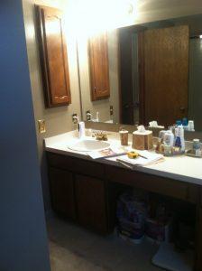 Okemos Master Bath Remodel Before