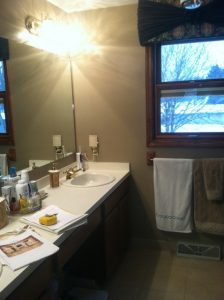 Okemos Master Bath Remodel Before