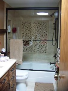 Okemos Bathroom Remodel 2 Before and After