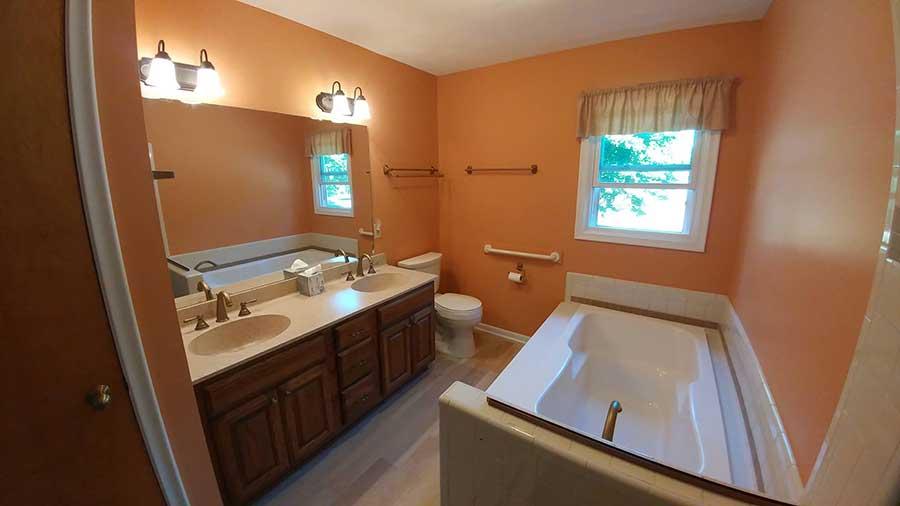 lansing kitchen remodel okemos bathroom redo - Bathroom Remodel Lansing Mi