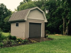 Shed in Okemos
