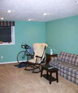 Okemos Basement Finish