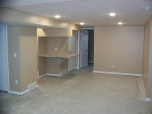 Lansing Basement Finish
