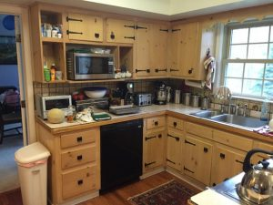 Okemos Kitchen Remodel Before