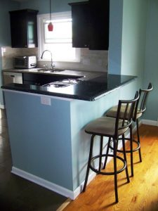 Lansing Kitchen Remodel After