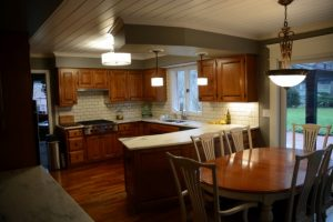 East Lansing Kitchen Remodel After