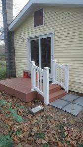 Williamston Rear Porch